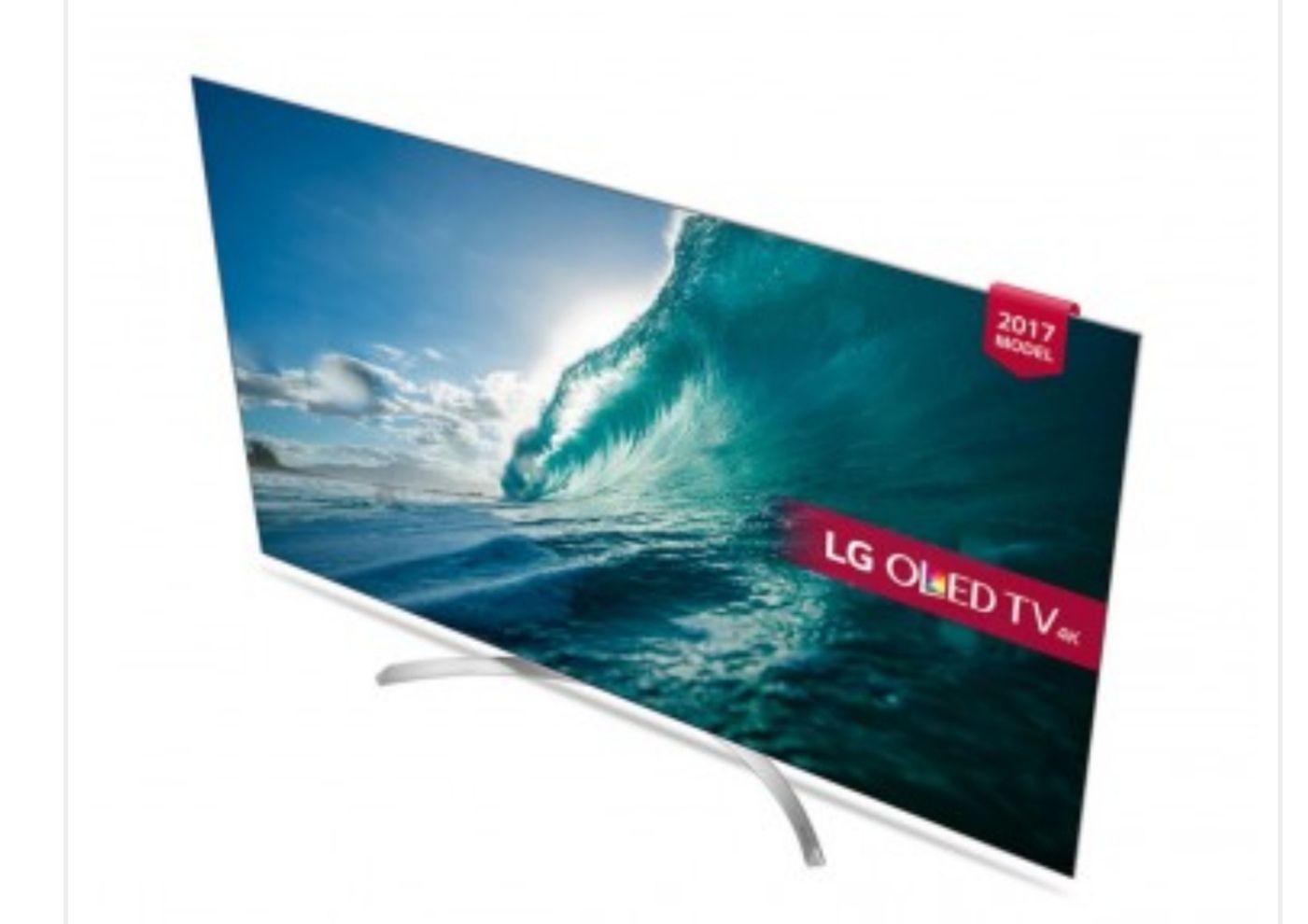 LG OLED55B7V  55 inch 4K Ultra HD, HDR £939. 5 years guarantee,free 4K HDMI cable. Use code. at PRC Direct
