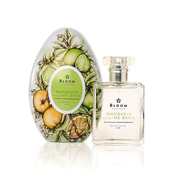 Superdrug Bloom Mandarin & Lime Basil Beauty EDT Egg 50ml £2.50 c&c