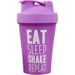Shaker 500ml Drinks Bottle only £1 @ The Works - free c&c