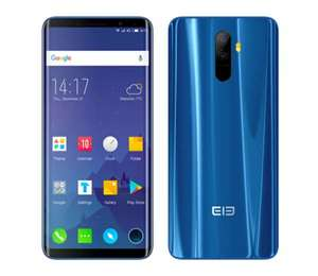 Elephone U Pro 128GB/6GB - SD660 - Type C £158.52 @ BangGood