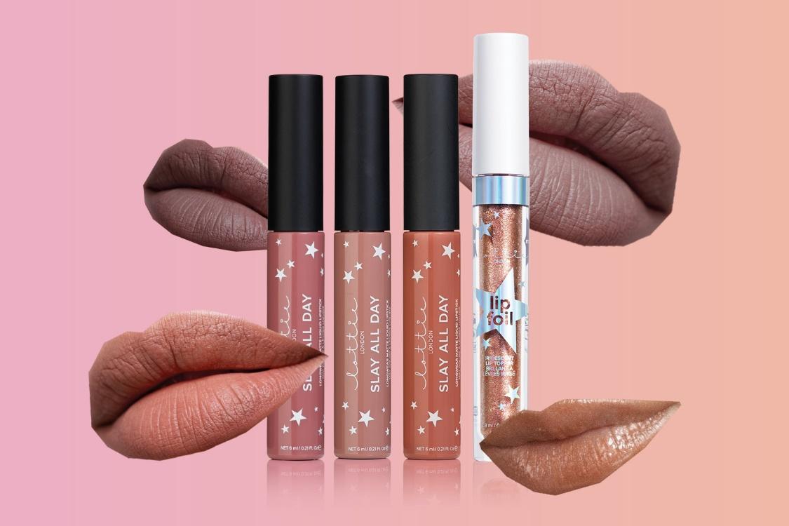 Slay All Day - 4 Matte Lipsticks for £6.95 @ Lottie London - O2 Priority