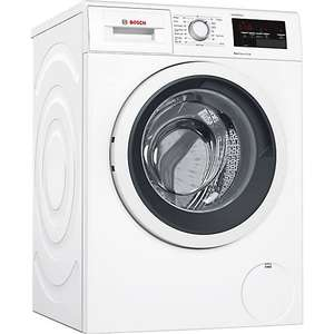 Bosch WAT28371GB 9kg 1400 Spin Washing Machine with EcoSilence Drive - White £324 delivered @ Look Again
