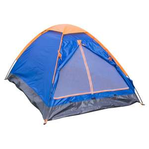 Half Price Tents, 2 Man & 4 Man Tents from £11 @ Tesco