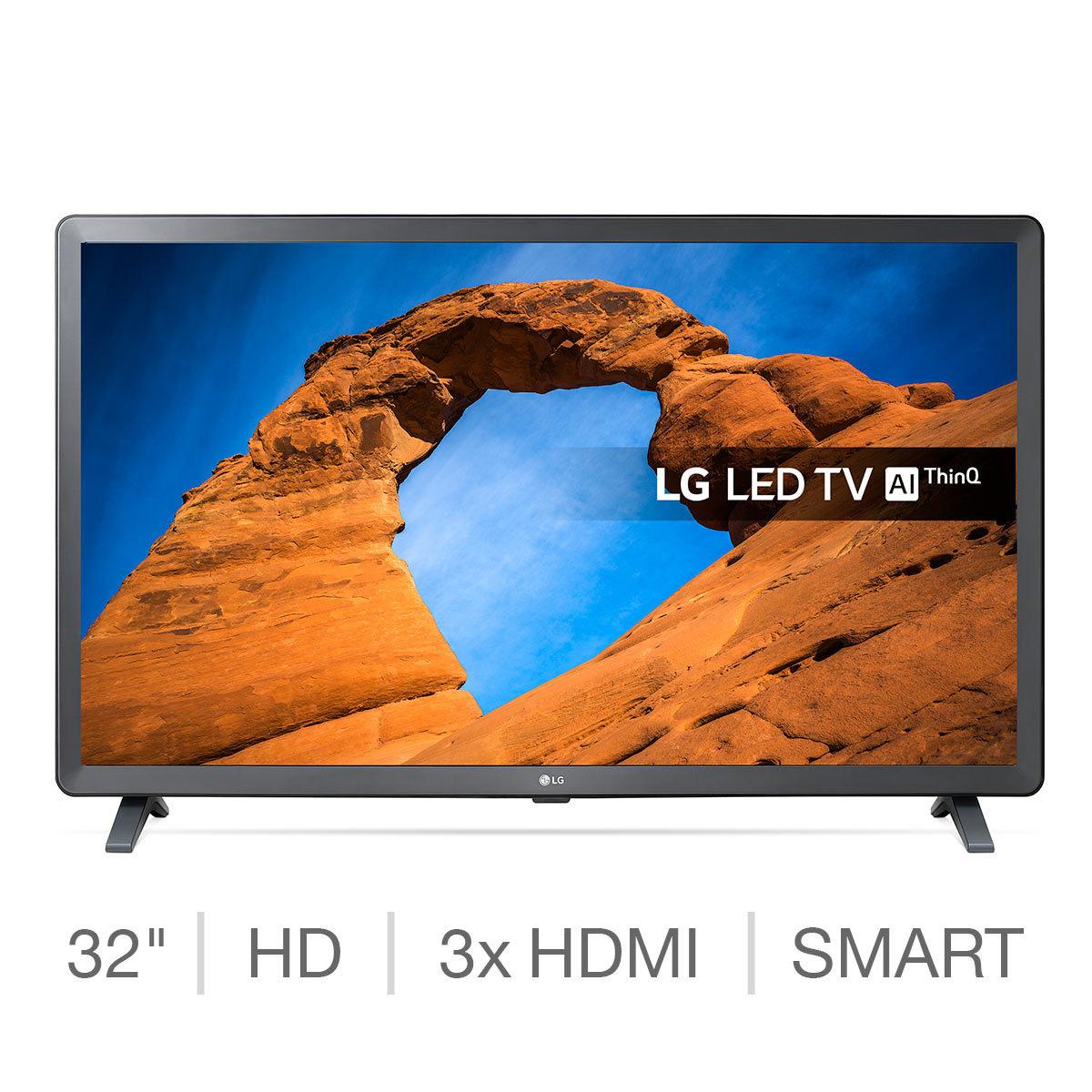 LG 32LK610BPLB 32 Inch HD Ready SMART TV £199.99 @ Costco