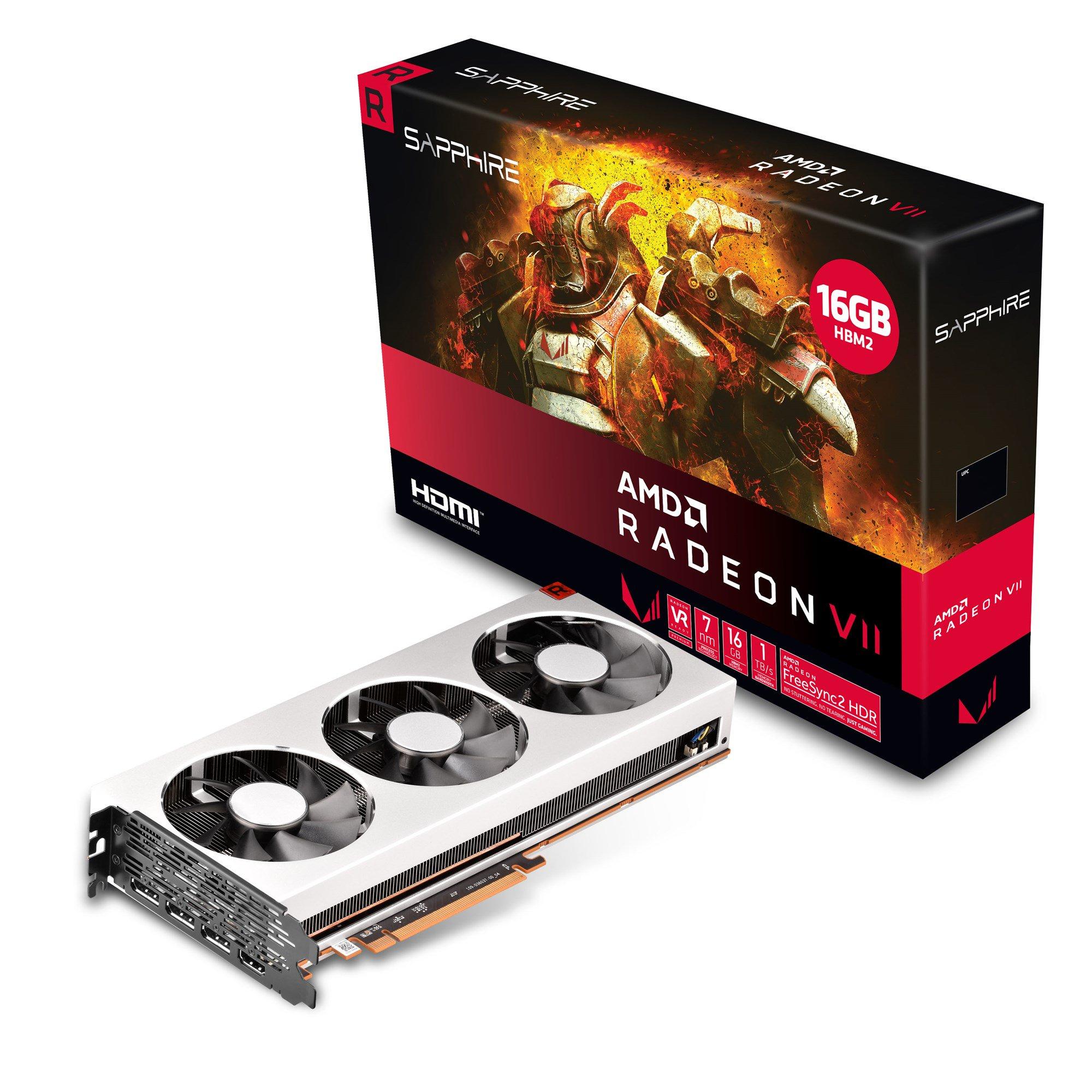 Sapphire Radeon VII 16GB Graphics Card £619.99 at CCL