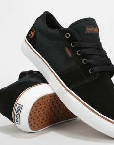 Etnies Barge Shoes £29.99 today only + £3.99 P&P @ Route One