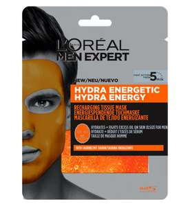 1/2 price on selected L'Oreal Mens products @ Boots. Free C&C -