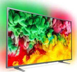 55 inch PHILIPS 55PUS6703/12 Smart 4K Ultra HD HDR LED TV with Ambilight - £404.10 @ Currys eBay