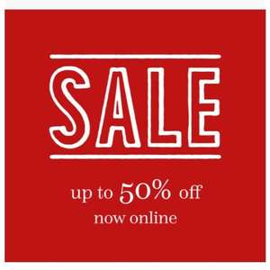 FATFACE sale online now up to 50% off