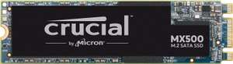 Crucial MX500 500 GB (3D NAND, SATA, M.2 Type 2280SS, Internal SSD) £59.99 @ Amazon