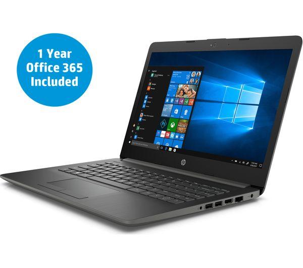 "HP Stream 14-dg0521sa 14""  Laptop - 4GB/64 GB eMMC £189 @ Currys"