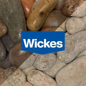 Decorative Stones & Gravel Weekend Offer - £5 @ Wickes