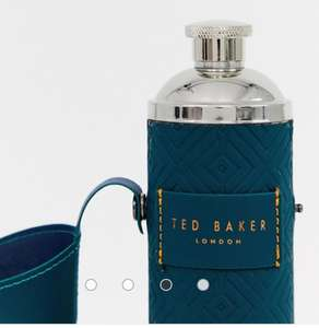 ee6e7280d6b Ted Baker Hip Flask PLUS x2 Shot Cups Now £15.50 Was £40   ASOS