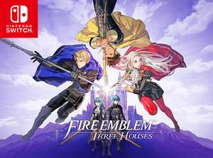 Fire Emblem: Three Houses Limited Edition + Collectible Coin and Pouch pre order - £79.99 @ Nintendo
