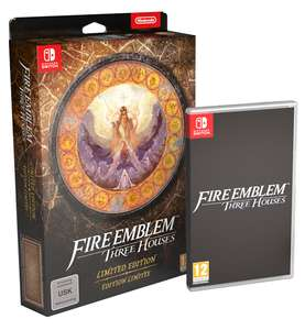 Fire Emblem Three Houses Limited Edition (Nintendo Switch) £77.86 @ ShopTo