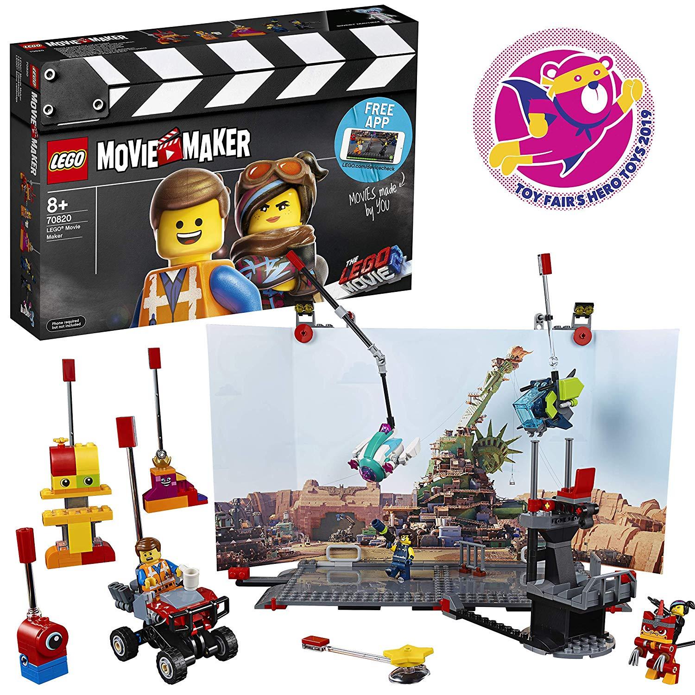 Lego 70820 Movie Maker @ Tesco Groceries online £22.50
