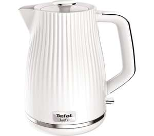 TEFAL Loft KO250140 Rapid Boil Traditional Kettle - Pure White, £34.00 @ Currys