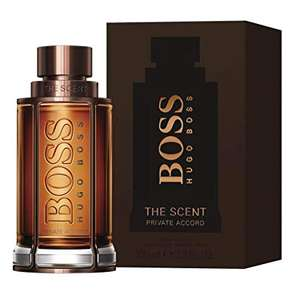 HUGO BOSS The Scent Intense Eau De Parfum 200ml Spray £49.50 with code + Free Delivery @ Beauty Base