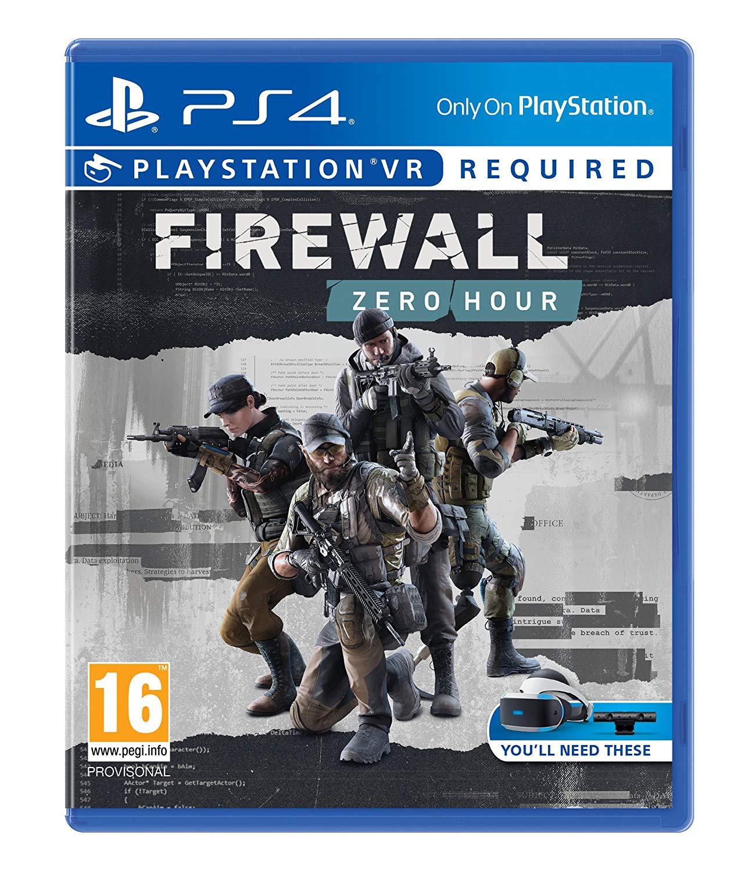 Firewall Zero Hour (PS4/PSVR) £14.85 Delivered @ Base