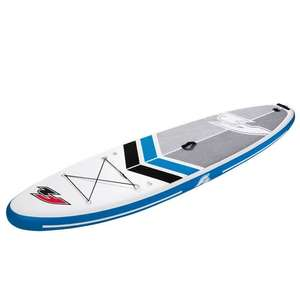 "F2 SUP (Stand Up Paddle Board) with bag, pump, paddle and even a seat, 10.5"" £199 LIDL"