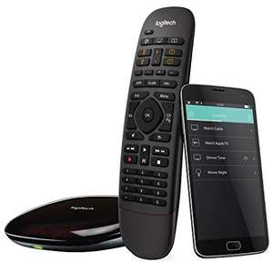 Logitech Harmony all in one remote for smart-home & multimedia devices.Includes hub & app £66.13 (£62 w/Fee Free Card) @ Amazon France