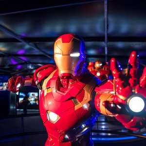 Marvel Avengers S.T.A.T.I.O.N. Interactive Experience, Cardiff - Child Ticket £5.20 / Adult £10 / Family of 4 £28 with code via Groupon