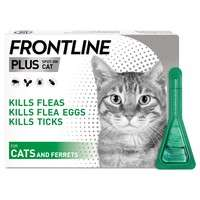 Frontline Plus Flea Treatment - £7.37 @ Vet UK