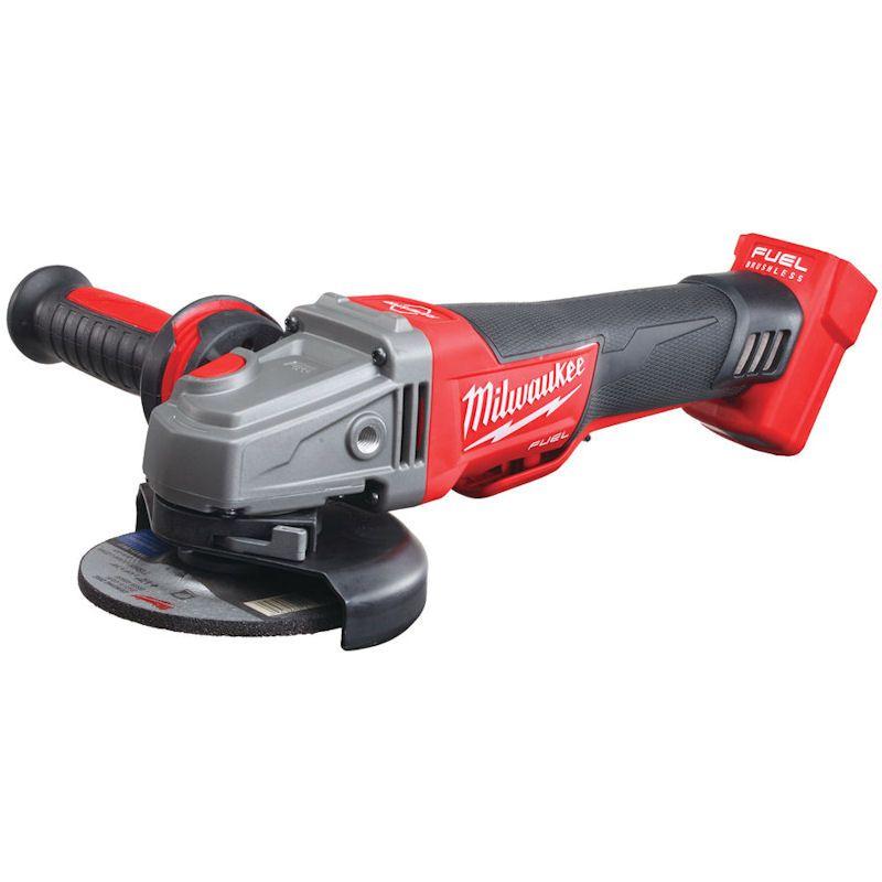 Milwaukee Fuel 4.5inch Angle Grinder M18CAG115XPDB-0 - £129.95 @ Milwaukee Power Tools