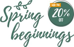 Up to 20% Off At Silent Night - Spring Beginnings Sale