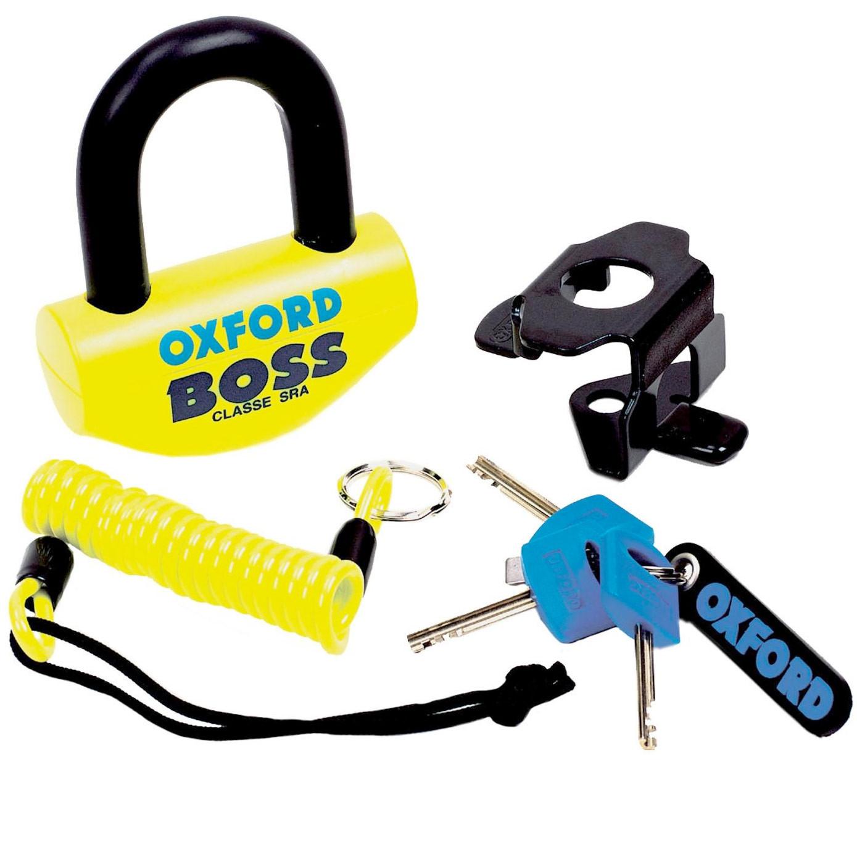 Oxford Boss Disc Lock £15.99 @ M&P Direct (£5.50 P&P)