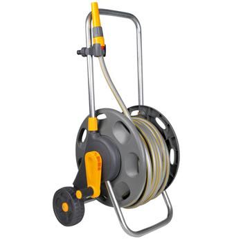 Hozelock 60m Hose Cart With 50m Hose £52.99 @ garden4less