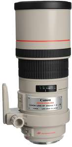 Canon EF 300mm f4.0L USM IS Lens (Use code CSF3) - £1027 @ Clifton Cameras