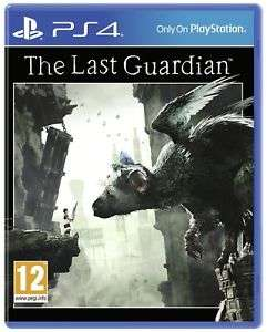 The Last Guardian Sony Playstation PS4 Game £11.99 at Argos ebay