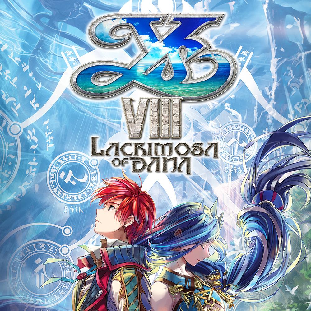 Ys VIII: Lacrimosa of Dana £34.99 - Nintendo Switch eshop UK