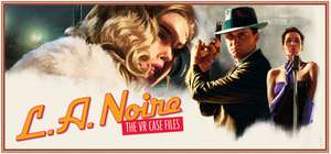 LA Noire VR free with Viveport subscription (including free trials)