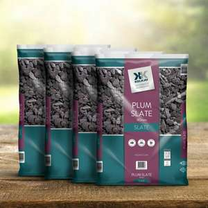 Large bags of 40mm slate - 4 for £15 @ Squires Garden Centres