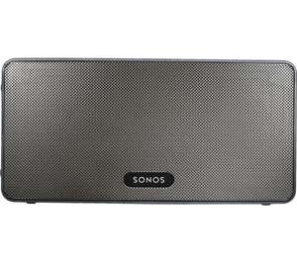 SONOS PLAY:3 Wireless Smart Sound Multi-Room Speaker - Black  - £219.97 @ Currys