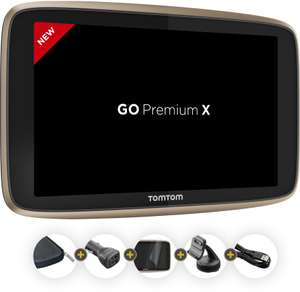 TomTom Go Premium X 6 inch from TomTom for £295.20