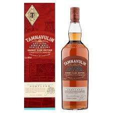 Tamnavulin Sherry Cask edition £45 down to £30 at Tesco
