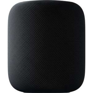 Apple HomePod Voice-Activated Speaker With Siri - Space Grey £189.99 delivered (Refurbished with 12 month Argos Guarantee) @ Argos eBay