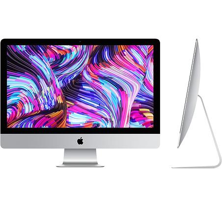 Apple iMac (27-inch (latest 2019 model) Retina 5K display, 3.0GHz 6-core 8th-generation Intel Core i5 processor, 1TB)  £1569.97 @ Amazon