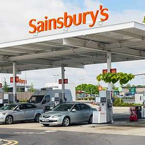 Now Live - 10p off per litre of fuel when you spend £60 in store until 7th May @ Sainsburys