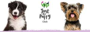 Free New Puppy & Kitten Pet Food, Vouchers & Booklet @ Pets At Home