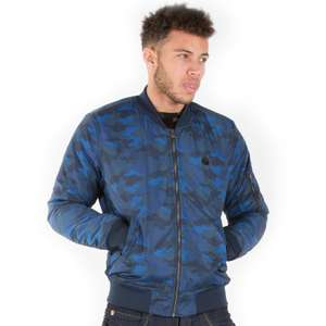 Extra 30% Off Everything Inc. Sale eg Mens Camo Bomber Jacket now £7.00 (+ £1.99 delivery) + lots more Jackets from £7.00  @ Republic Union