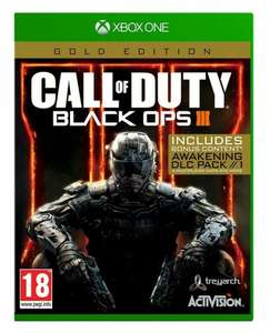 Call of Duty Black OPS 3 Gold Edition (Xbox one) for £12.99 Delivered @ Base