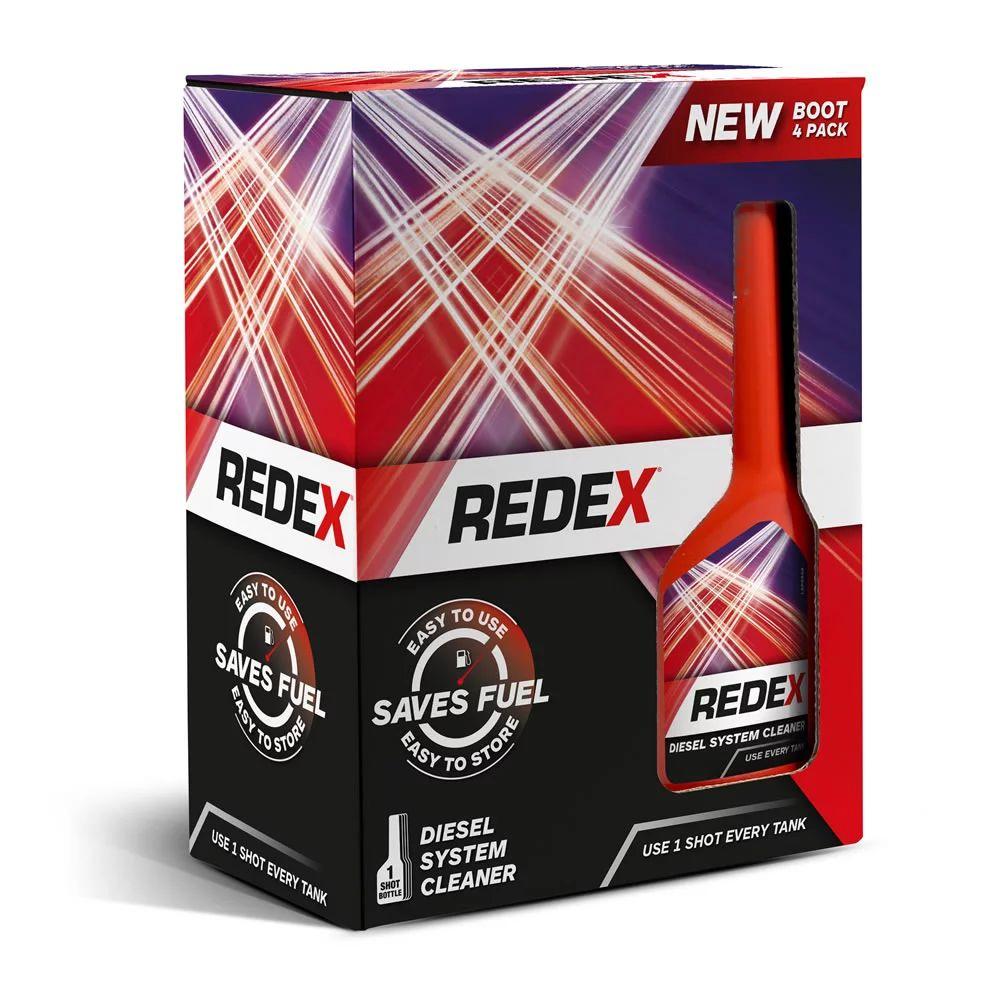 Redex Diesel System Cleaner 4 Pack - £4.50 @ Wilko (Free C&C)