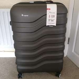 "IT luggage and more 20% off at B&M, already cheap -  ""Slider"" 81cm large suitcase for £40"