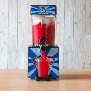 Hot Diggity Dog! Slush Puppie machine for £35.99 MenKind  (+£2.99 Delivery but option for free C+C)