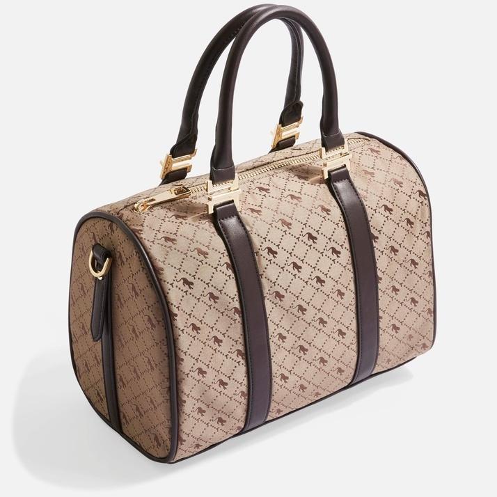Madrid Medium Jacquard Bowler Bag £12 @ Topshop