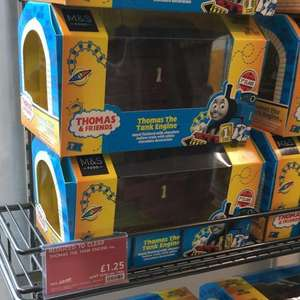 M&S Easter 75% off instore Nationwide - Thomas the Tank Engine Eggs £1.25 R2D2 Eggs £1.75